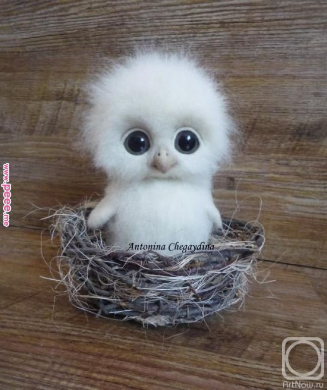 Needle felted child owl – #Baby #felted #Needle #Owl