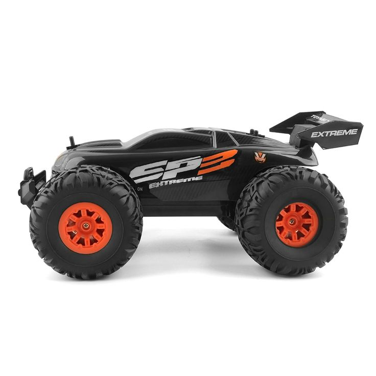 $37 GizmoVine RC Car Remote Control Car 1/18 Monster Truck Oversize Tires Bigfoot 2.4Ghz RC Car Toy for Kids-in Ride On Cars from Toys & Hobbies on Aliexpress.com | Alibaba Group