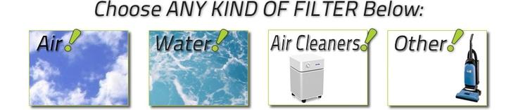 Choose a Filter type below