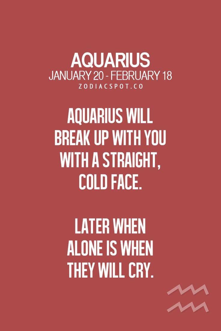 Dating an aquarius female