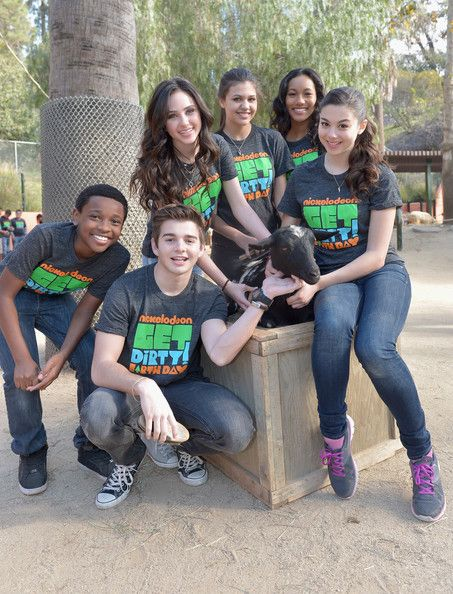 Nickelodeon Earth Day : nickelodeon, earth, Griffo, Kosarin, Photostream, Kosarin,, Nickelodeon, Thundermans,