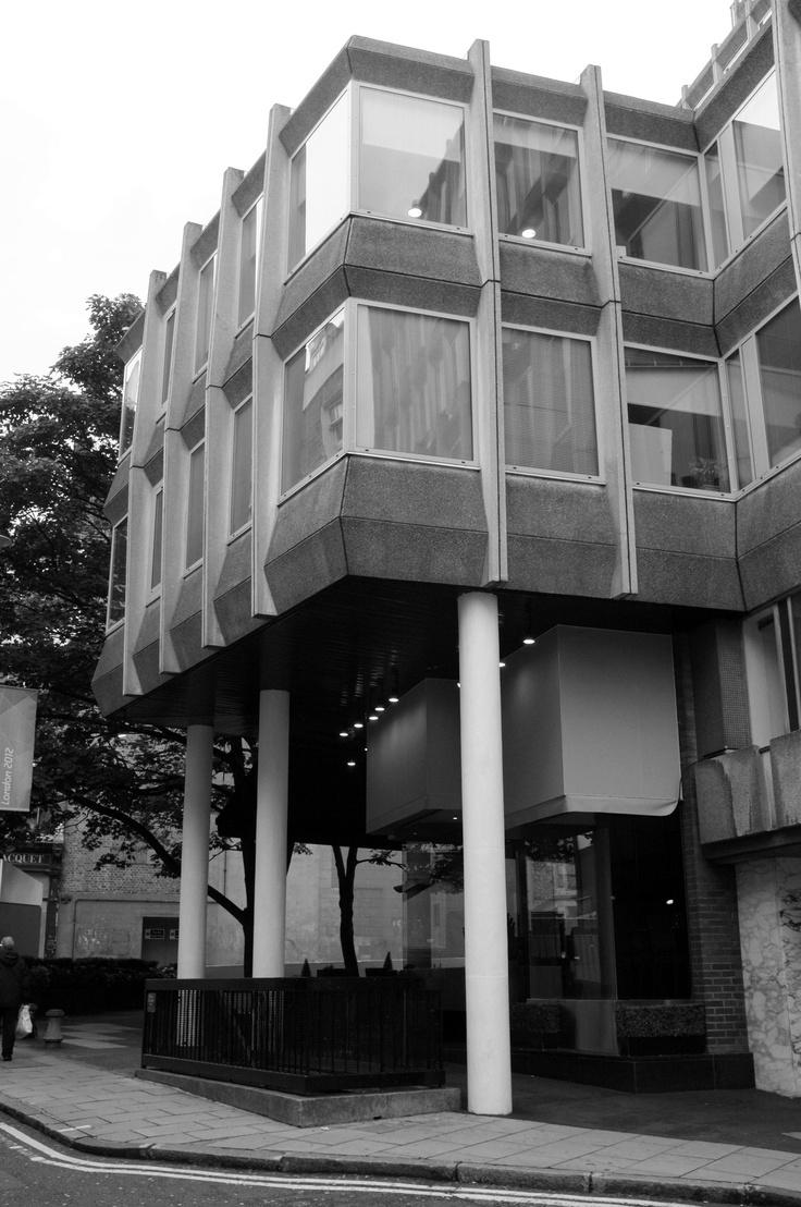 Thistle hotel, London. July 2012.