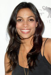 Rosario Dawson. Underrated, funny actress who I adore. Her ethnicity and background make her easy on the eyes.