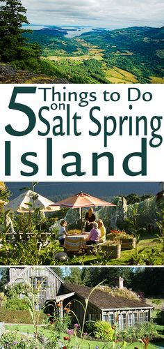 Get away from it all and spend some time on Salt Spring Island to truly relax. It's a vacation you won't regret or forget. Time to travel! #exploreVictoria | www.tourismvictoria.com