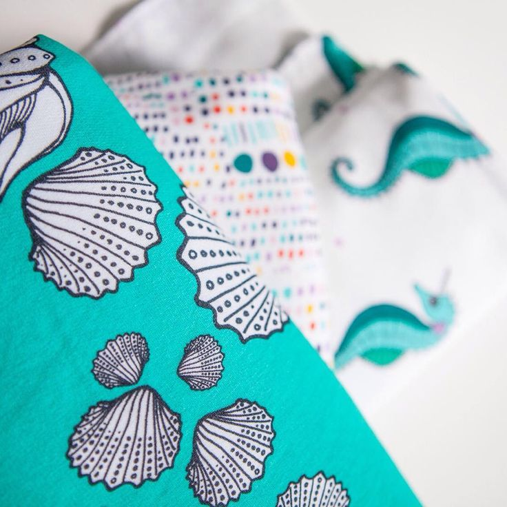 New fabrics are on their way to the shop <3