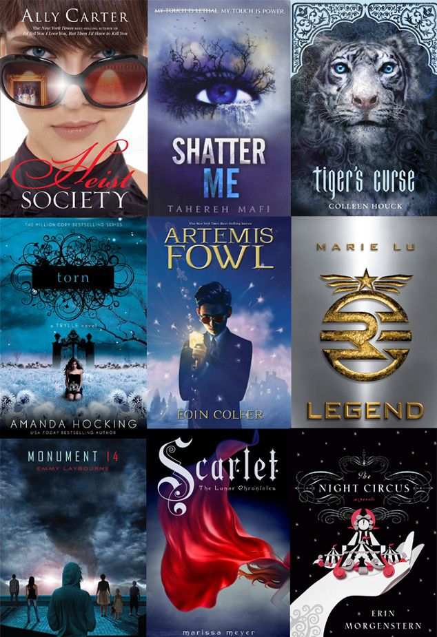 Lunar Chronicles, The Night Circus and More Young Adult Novels With Movies in the Works