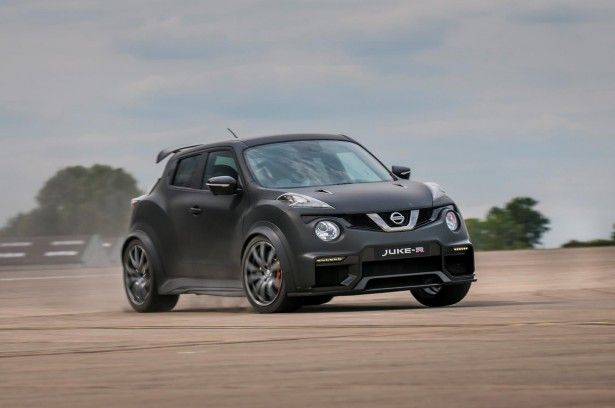 Cars   Nissan Juke R 2.0 : Le Crossover De Lu0027extême Avec 600