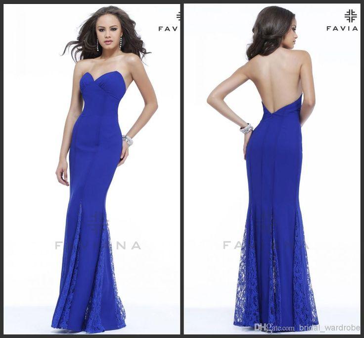 17 best Royal blue gown images on Pinterest | Abendkleid ...