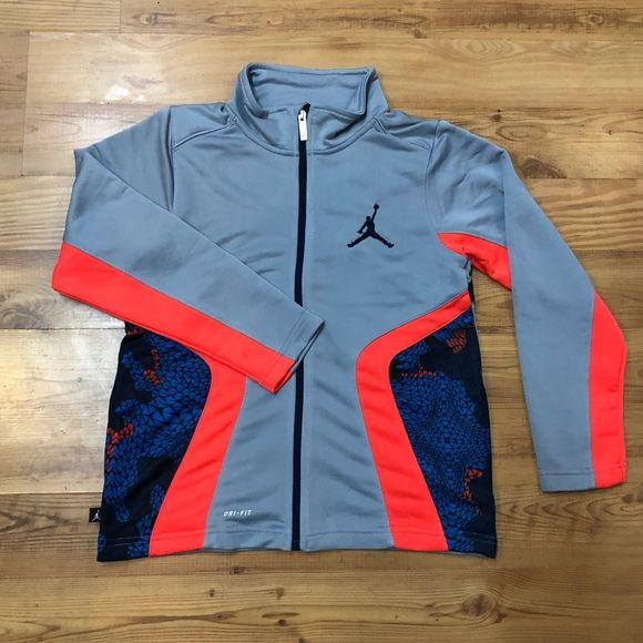 New Air Jordan track jacket NWT