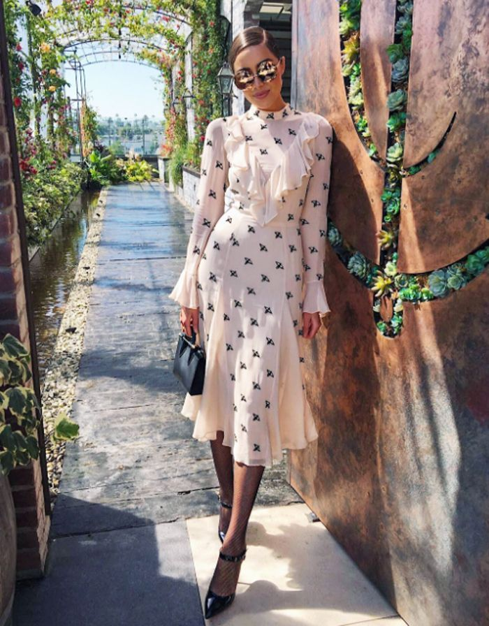 Olivia Culpo talks us through her polished style and the pieces that she always buys from her favorite affordable brands, including Zara. Take a look here.
