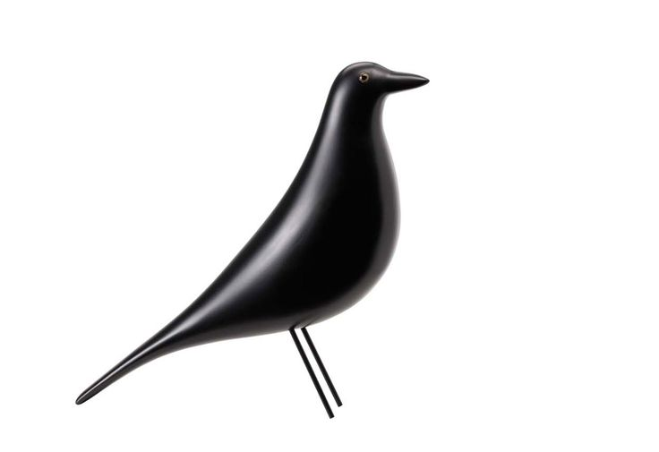 Eames House Bird designed by Charles