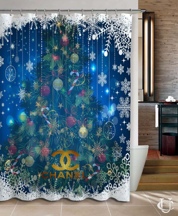 Christmas Chanel Cute Shower Curtain cheap and best quality. *100% money back guarantee #Home_Decor #Home #Decor #Shower_Curtain #Shower #Curtain #Bathroom #Bath #Room #Bath_Room #eBay #Amazon #New #Top #Hot #Best #Bestselling #Best_Selling #Home&Living #Print #On #Print_on #Fashion #Trending #Woman #Man #Teenager #Cheap #Rare #Limited #Edition #Limited_Edition #Unbranded #Generic #Custom #Design #Beautiful #Cool #Accessories #Master #Piece #Luxury #Elegant #Gift #Birthday #Present #Living…