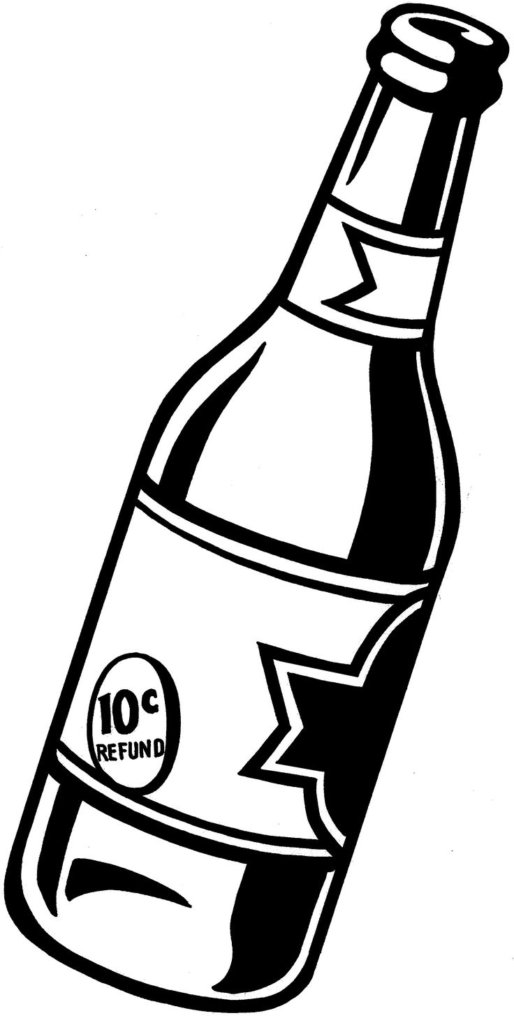 Recycling Signage Bottle drawing Beer tattoos