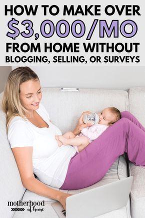 Sie fragen sich, was es braucht, um ein Vollzeiteinkommen von zu Hause aus zu erzielen? Es ist einfacher, …   – Earn Money From Home
