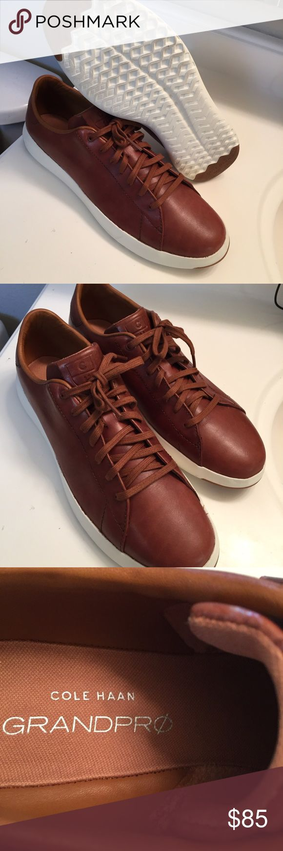 Cole Haan grandpro sneakers 10.5 Like new cole Haan sneakers. Slightly too small for me and only worn a handful of times. Cole Haan Shoes Sneakers