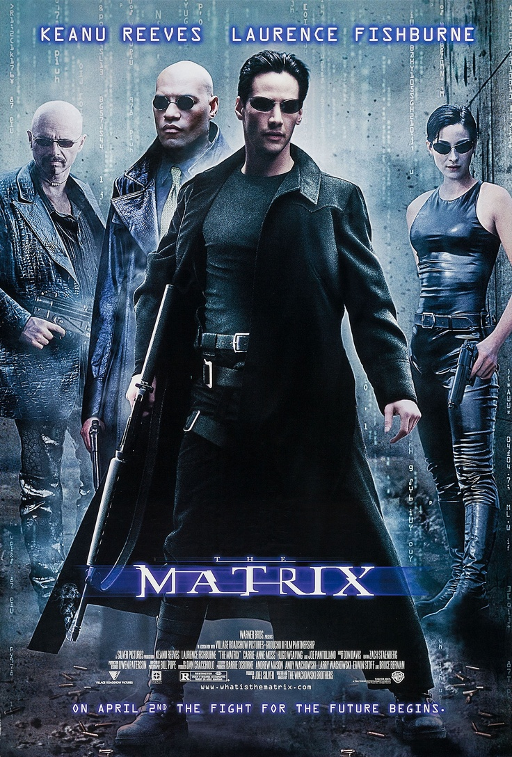 Matrix, 1999 ... I see it over and over again