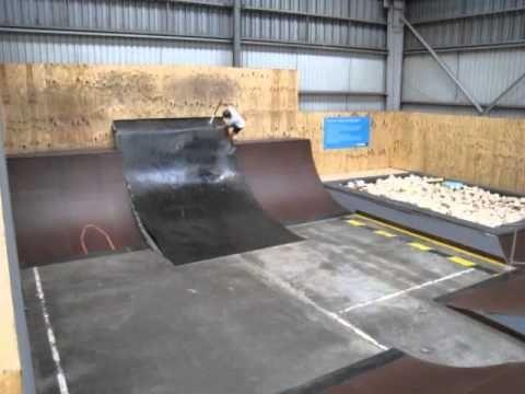 The Shed (Cranbourne East) Indoor Skatepark - Skate & BMX -