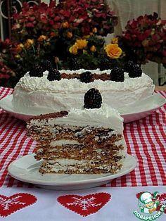"""Итальянский торт """"Грецкий орешек"""" - кулинарный рецепт"""