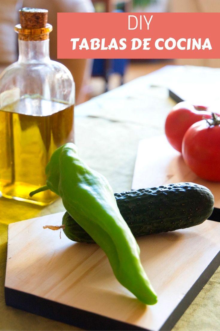 Las 25 mejores ideas sobre tablas de cortar de madera en - Crea tu cocina online ...