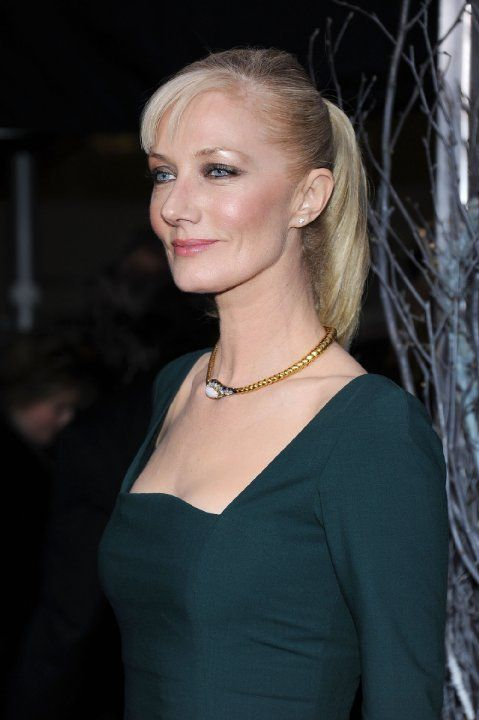 Joely Richardson at event of The Girl with the Dragon Tattoo (2011)