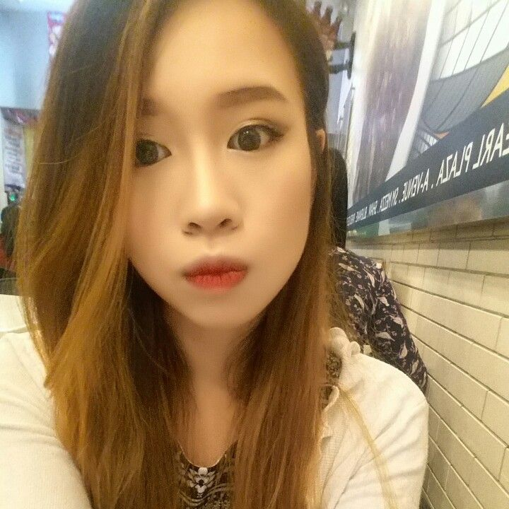 My go-to makeup these days 💕 #asianmakeup #ulzzang