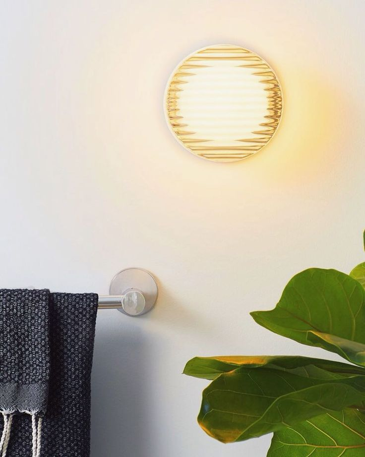 Win the magical 'Crisp' light by New York's own Rich Brilliant Willing at the Soho Summer Happy Hour this Wednesday 7/12 5pm-9pm in the #SohoDesignDistrict. Molded from solid glass Crisp's grooved front face brings to mind the wavy ruffles of a potato crisp. RSVP for the event & learn how to win Crisp & other design prizes at the link in our bio.  . . . . . #sohodesigndistrict #sohonyc #soho #richbrilliantwilling #flushmpunted #lamps #lampstagram #lamplight #lampdesign #lightfixture…