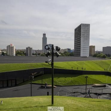 Katowice, Strefa Kultury, Silesia, Poland