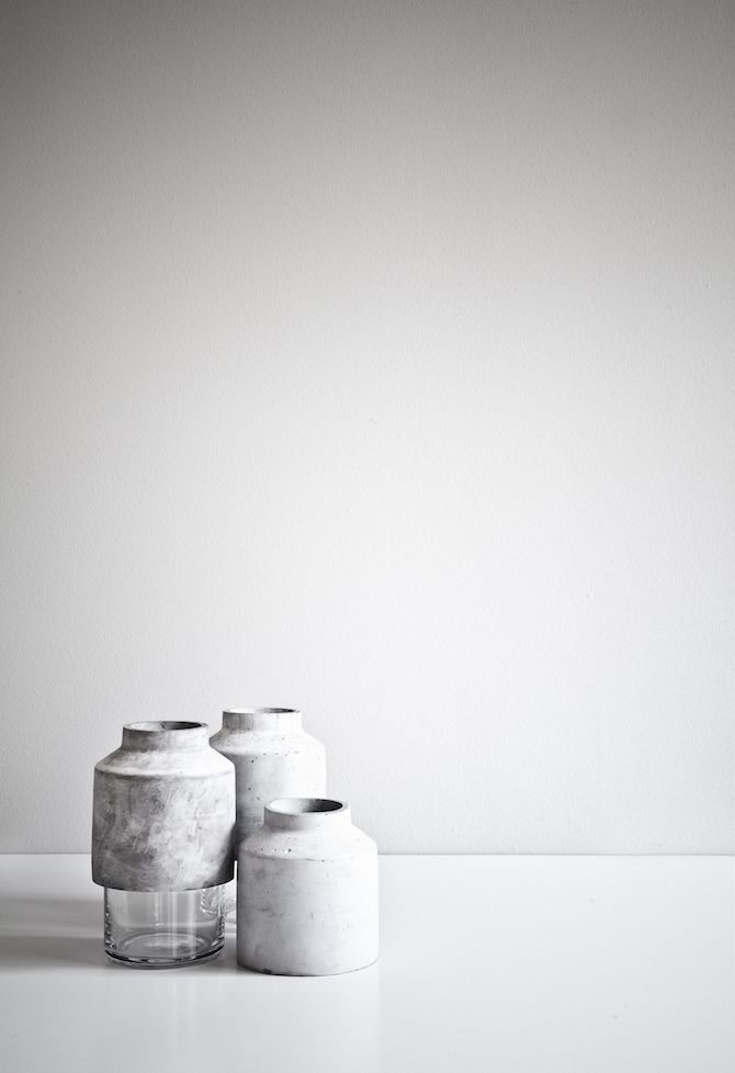 MENU | Willmann Vase by Hanne Willmann