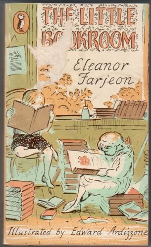 The Little Bookworm by Eleanor Farjeon; Illustrations by Edward Ardizzone