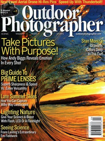 MAGAZINE $$ One Year Subscription to Outdoor Photography Magazine Only $4.99 – TODAY Only (10/6)!