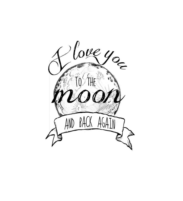 """changing the """"and back again"""" to """"and beyond"""" in memory of my mom. We always say I love you to the moon and beyond. getting this tatted"""