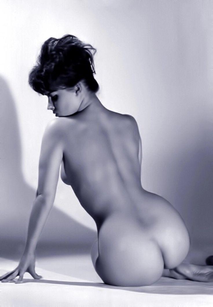 The biggest butt porn star