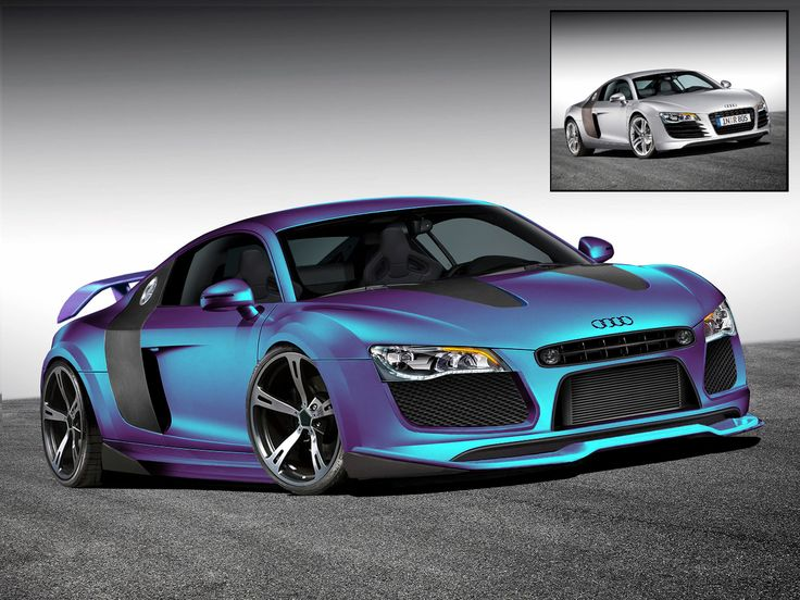 tuning cars | audi-r8-virtual-tuning | Car Tuning Central