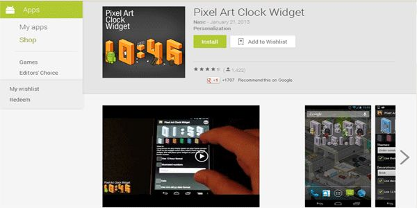7 Best Android Clock Widgets - http://mobilephoneadvise.com/7-best-android-clock-widgets