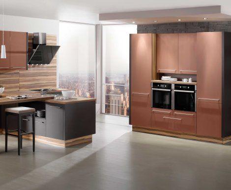 Moderní designová kuchyně Rea. Kuchyně a spotřebiče jedné značky - gorenje. #kuchyně #design #interiér #domov #gorenje