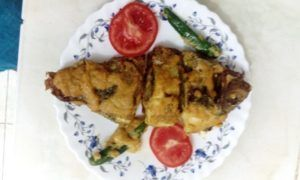 Tilapia fry recipe
