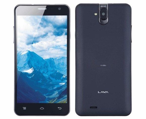 Lava Iris 5500, un nou telefon din India cu ecran HD de 5.5 inch   ► http://mbls.ro/1s3LkOi  Autor: Radu Iorga   #lava #telefoane