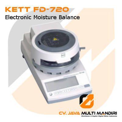 Electronic Moisture Balance Kett FD-720