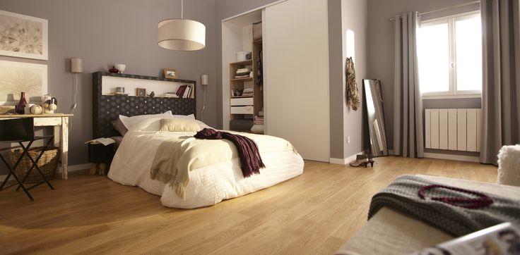 Les 25 meilleures id es de la cat gorie chambre douillette for Orientation du lit dans une chambre