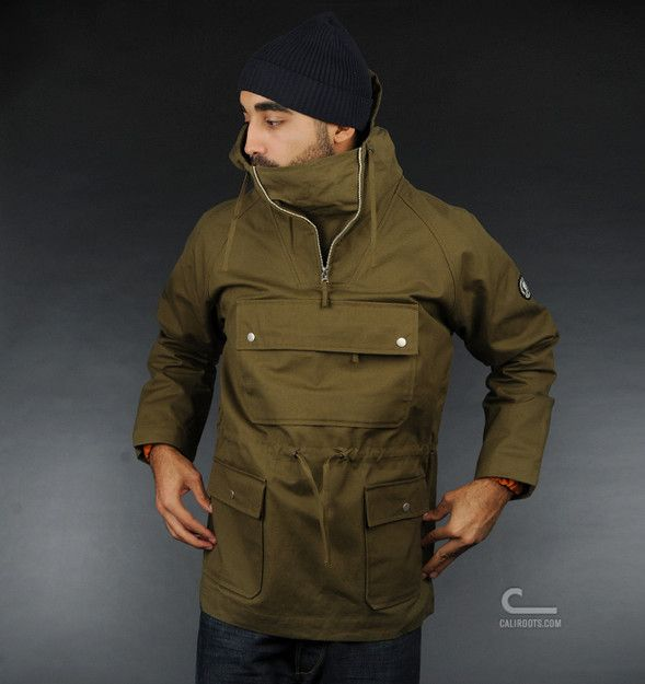 Norse Projects OiPolloi Kaare Jacket (N55-0012) ($200-500) - Svpply