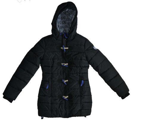 Copy of Superdry Womens Aspen Puffle Coat Black – Moyheeland Traders