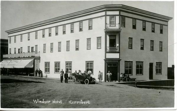 Windsor Hotel, Kerrobert | saskhistoryonline.ca