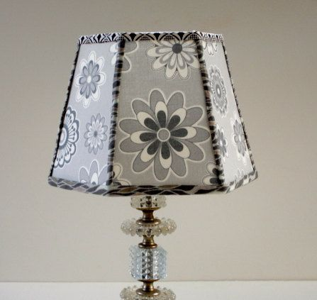 Asian lamp shades 25 pinterest gray and white lampshade modern decor asian lamp by ashadefancier mozeypictures Choice Image