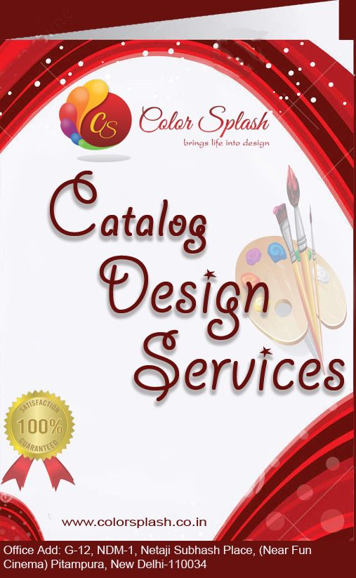 Eye Catchy #CatalogDesigning by #ColorSplash to inspire your customers to buy your products. #Catalogue #GraphicDesign