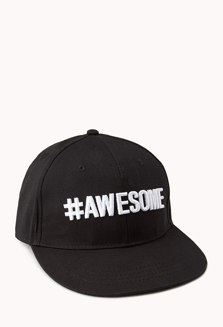 awesome baseball cap forever21 to hashtag or not to