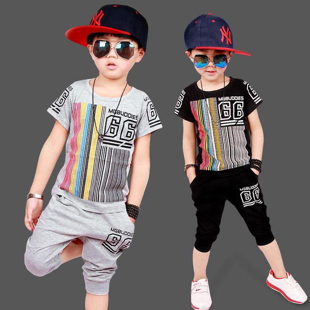 Check Current Price Summer Outfits For Boys Hip Hop