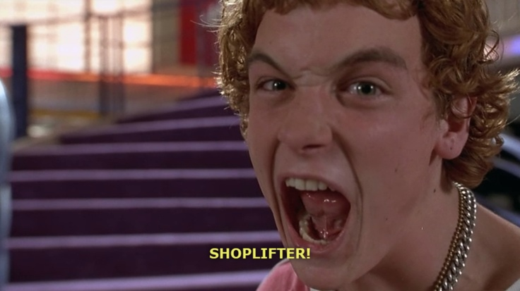 Empire Records <3 its been so long since I watched this