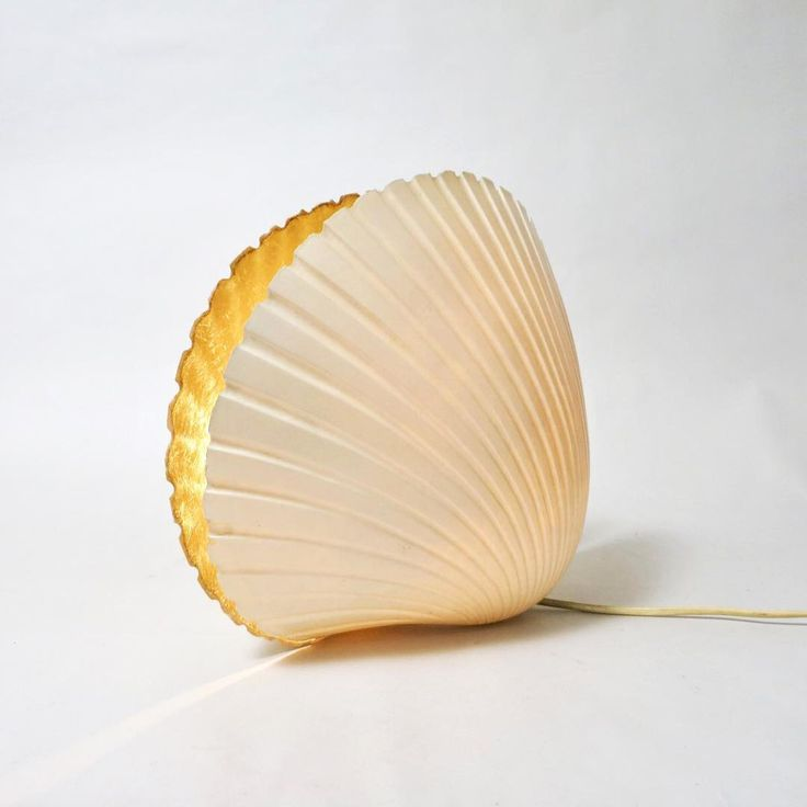 "653 Likes, 15 Comments - Rachel & Nick Cope (@calicowallpaper) on Instagram: ""Obsessed with this dreamy little shell lamp designed by André Cazenave for Atelier A. Photo…"""