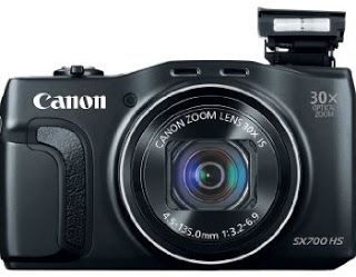 2016 New Canon Camera PowerShot SX700 HS Review