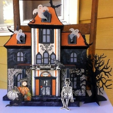 My Maple Manor from #SVGCUTS | SVG CUTs | Pinterest